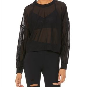 Alo Yoga- Ambience Pullover